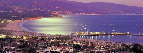 Santa Barbara Kalifornia Yhdysvallat.