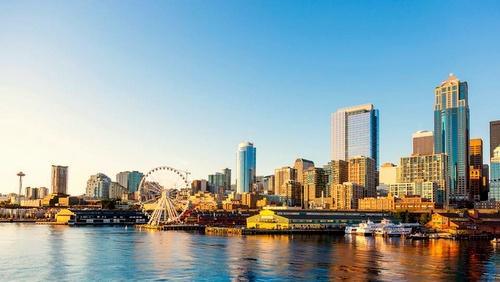 Seattle Washington Yhdysvallat.
