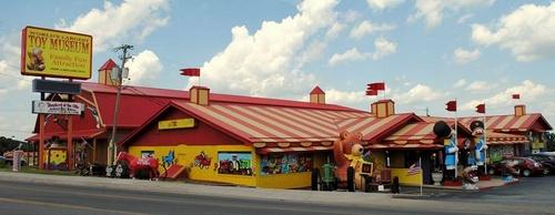 World's Largest Toy Museum Branson Missouri Yhdysvallat.