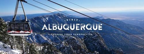 Albuquerque New Mexico Yhdysvallat.