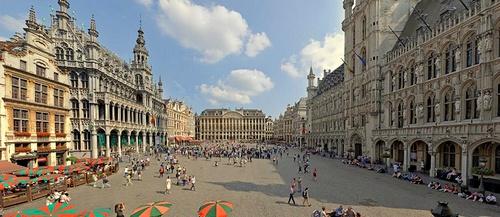 Brysseli Belgia.