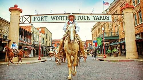 Fort Worth Texas Yhdysvallat.