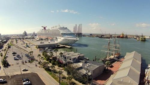 Galveston Texas Yhdysvallat.