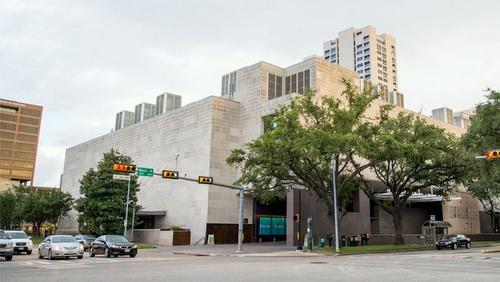 Houston Museum of Fine Arts Texas Yhdysvallat.