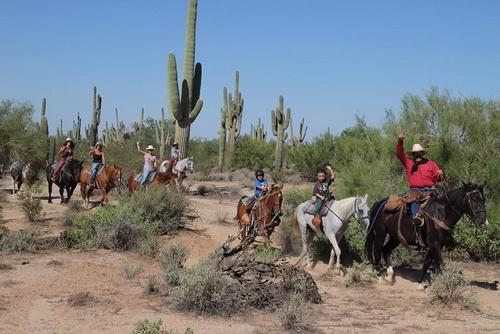 MacDonald's Ranch Scottsdale Arizona Yhdysvallat.