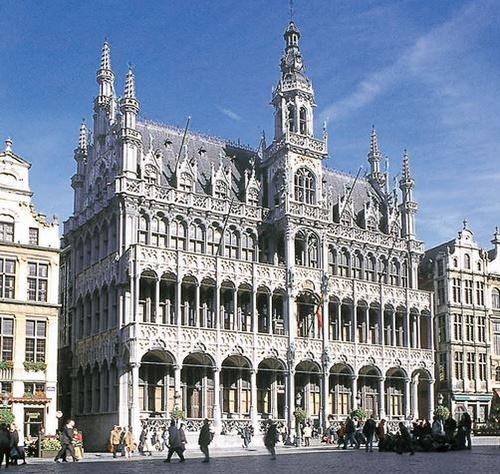 Musée de la Ville de Bruxelles Brysseli Belgia.