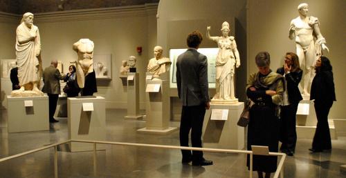 San Antonion taidemuseo Texas Yhdysvallat.