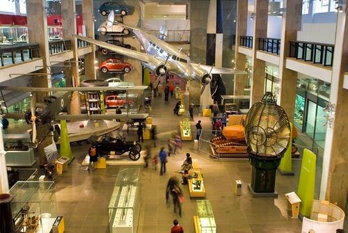 Science Museum Lontoo.