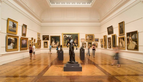 Art Gallery of New South Wales Sydney Australia.