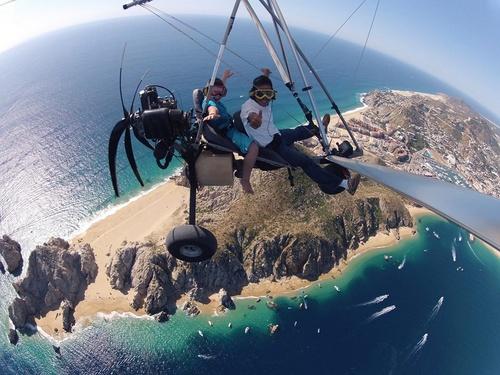 Cabo Sky Tours Meksiko.
