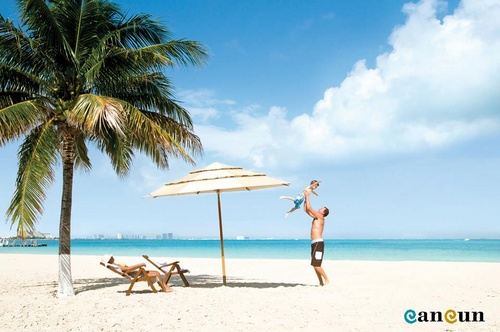Cancun Meksiko.
