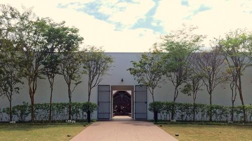 Changi-museo Singapore.