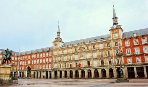 Madrid Espanja.