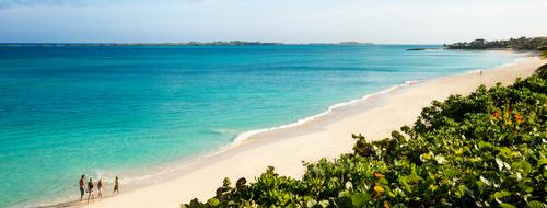 Nassau Bahamasaaret.
