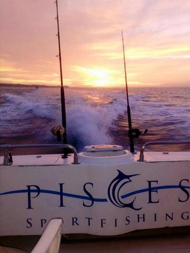 Pisces Sportfishing Cabo San Lucas Meksiko.