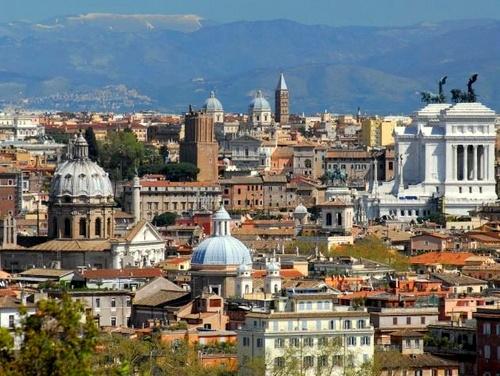 Rooma Italia.