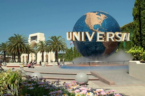 Universal Studios Japan Osaka.